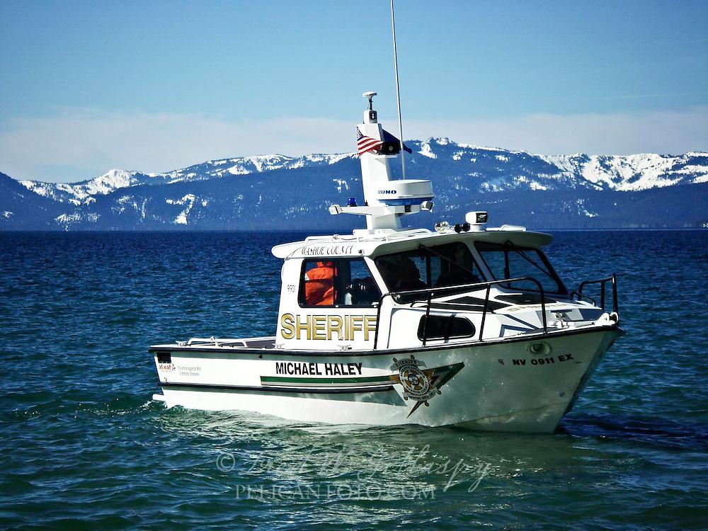Washoe County Sheriff, Lake Tahoe I