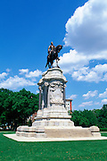 Robert E. Lee Monument, Richmond, Virginia, USA<br />
