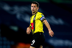 Josh Falkingham of Harrogate Town - Mandatory by-line: Robbie Stephenson/JMP - 16/09/2020 - FOOTBALL - The Hawthorns - West Bromwich, England - West Bromwich Albion v Harrogate Town - Carabao Cup