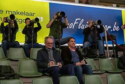 Fotografen, ounet Julien, HouHou Tomita, Raf Van den Bosch, Caemans Dirk<br /> BWP Hengstenkeuring -  Lier 2020<br /> © Hippo Foto - Dirk Caremans<br />  17/01/2020