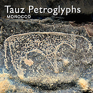 Photos of Prehistoric Petroglyph Tock Carvings. Sahara Morocco Pictures and Images