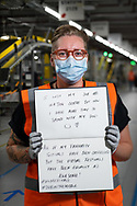 Worked at Amazon for 3 months. She is from Wigan.