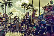 Toon Lagoon in Universal Orlando Resort's Islands Of Adventure