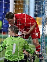 Photo: Paul Greenwood.<br />Stockport County v Cardiff City. Coca Cola Championship. Pre Season Friendly. 28/07/2007.<br />Cardiff's Steve Maclean celebrates scoring