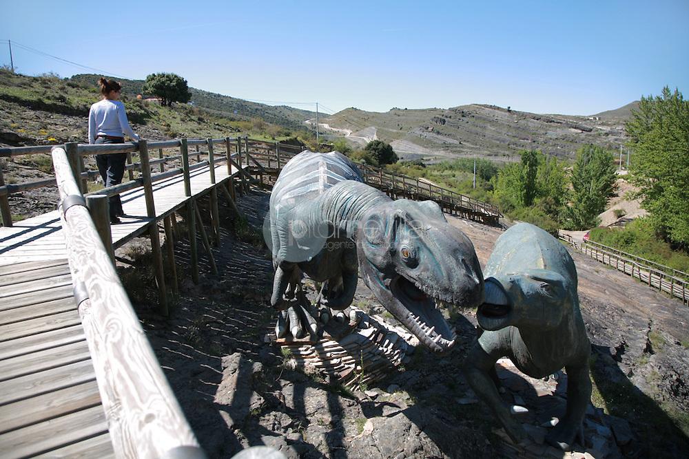 Valle de los Dinosaurios. Enciso. La Rioja ©Daniel Acevedo / PILAR REVILLA