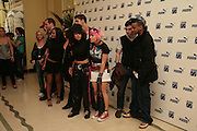 MUSICAL T4, Launch of French 77 by Puma. Claridges. 19 April 2007.  -DO NOT ARCHIVE-© Copyright Photograph by Dafydd Jones. 248 Clapham Rd. London SW9 0PZ. Tel 0207 820 0771. www.dafjones.com.
