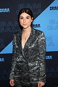 15 MAY-BROOKLYN, NEW YORK- Actress Aya Cash attends the BAM Gala 2019 Iinside held at the Brooklyn Expo Center on May 15, 2019 in the Green Point section of Brooklyn, New York City.  (Photo by Terrence Jennings/terrencejennings.com)