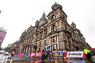 Time Trial Women 32,3 km, Ann-Sophie Duyck (Belgium) during the Road Cycling European Championships Glasgow 2018, in Glasgow City Centre and metropolitan areas Great Britain, Day 7, on August 8, 2018 - photo Luca Bettini / BettiniPhoto / ProSportsImages / DPPI<br /> - restriction - Netherlands out, Belgium out, Spain out, Italy out