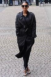 Alesha Dixon  beim Gedenkgottesdienst f¸r Terry Wogan im Westminster Abbey in London / 270916<br /> <br /> ***Memorial service for Terry Wogan at Westminster in London, September 27th, 2016***