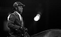 Ouaddar Abdelkebir, MAR, Quickly de Kreisker<br /> Laiterie de Montaigu Trophy<br /> Longines Masters Paris 2016<br /> © Hippo Foto - Cara Grimshaw
