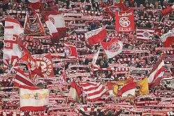 11.12.2010, Allianz Arena, Muenchen, GER, 1.FBL, FC Bayern Muenchen vs  FC St. Pauli, im Bild  Die Bayern Fans machen stimmung, EXPA Pictures © 2010, PhotoCredit: EXPA/ nph/  Straubmeier       ****** out ouf GER ******