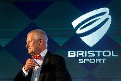 Steve Lansdown looks on as Bristol Sport hosts their annual Gala Dinner at Ashton Gate Stadium - Rogan/JMP - 05/12/2018 - SPORT - Ashton Gate Stadium - Bristol, England - Bristol Sport Gala Dinner 2018.