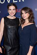 Screening van de Netflix serie Undercover in de The Movies, Amsterdam<br /> <br /> Op de foto:  Elise Schaap en Anna Drijver