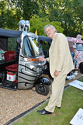GORDON MURRAY at the Quintessentially Foundation and Elephant Family 's 'Travels to My Elephant' Royal Rickshaw Auction presented by Selfridges and hosted by HRH The Prince of Wales and The Duchess of Cornwall held at Lancaster House, Cleveland Row, St.James's, London on 30th June 2015.