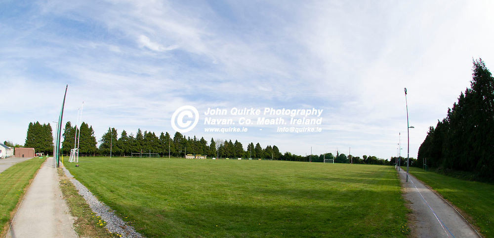 23-04-21. Ballinabrackey GAA Club Pitch and Facilities.<br /> Photo: John Quirke / www.quirke.ie<br /> ©John Quirke Photography, 16 Proudstown Road, Navan. Co. Meath. (info@quirke.ie / 046-9028461 / 087-2579454).
