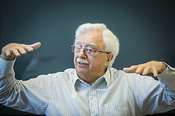 Adelino Raymundo Colombo, fundou as Lojas Colombo em em 1959, na cidade de Farroupilha, no Rio Grande do Sul. Atualmente é a quarta maior varejista de eletrodomésticos no país possuindo 262 lojas físicas nos estados do Rio Grande do Sul, Santa Catarina e Paraná. FOTO: Jefferson Bernardes/ Agência Preview