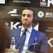 KRO/Zagreb/20130313- K1 WGP Final Zagreb, Badr Hari