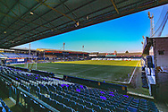 General view of the Kenilworth Road stadium before the EFL Sky Bet League 1 match between Luton Town and Coventry City at Kenilworth Road, Luton, England on 24 February 2019.