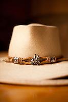 Coyboy hat from Peru.