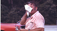 Excessive heat wave in 1988.<br />Photograph ny Dennis Brack. bb78