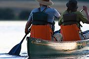 Canoeing on Montana's Missouri River
