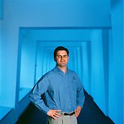 Founder of AOL, America Online photographed at corporate headquarters in Dulles, Virginia.