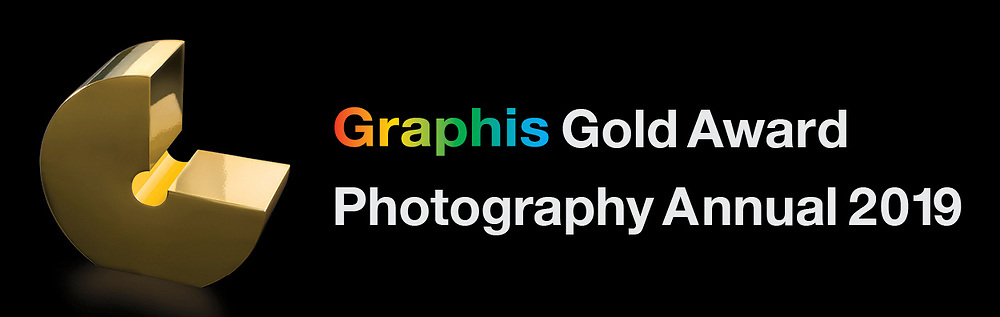 2019 Graphis Gold Award Photography Annual