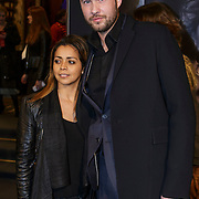 NLD/Amsterdam/20150211 - Premiere Fifty Shades of Grey, Bo Saris en partner