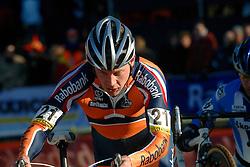 29-01-2006 WIELRENNEN: UCI CYCLO CROSS WERELD KAMPIOENSCHAPPEN ELITE: ZEDDAM <br /> Camiel van den Bergh<br /> ©2006-WWW.FOTOHOOGENDOORN.NL