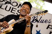 Jody Williams at the Pocono Blues Festival 7/29/07