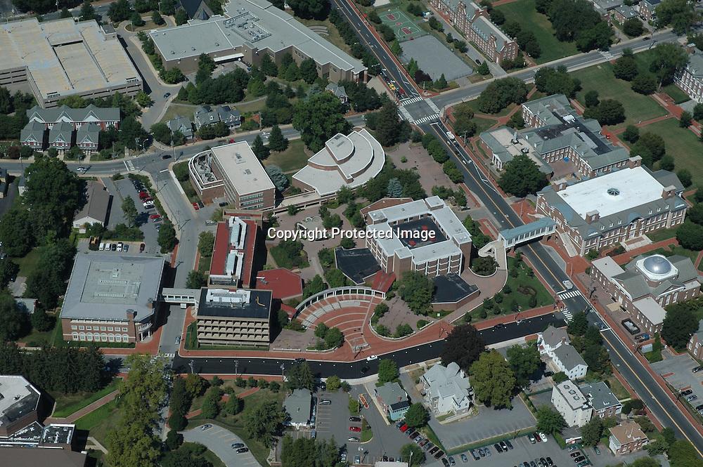 Aerial view of University of Delaware, Newark Delaware