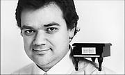 Nederland, Mill, 15-5-1995Componist, musicus en pianist Michiel Braam, winnaar van de Boy Edgar prijs 1996.FOTO: FLIP FRANSSEN/ HOLLANDSE HOOGTE
