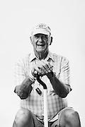 Oscar Buma<br /> Army<br /> E-3<br /> Artillery<br /> Feb. 1951 - Nov. 1952<br /> Korean War<br /> <br /> Veterans Portrait Project<br /> Springfield, MA