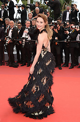 May 14, 2019 - Cannes, France - CANNES, FRANCE - MAY 14: Deborah Francois attends the opening ceremony and screening of ''The Dead Don't Die'' during the 72nd annual Cannes Film Festival on May 14, 2019 in Cannes, France. (Credit Image: © Frederick InjimbertZUMA Wire)