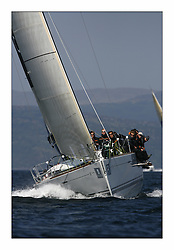 Bell Lawrie Scottish Series 2008. Fine North Easterly winds brought perfect racing conditions in this years event..Overall Winner FRA 35547 Lady Courrier Class 1