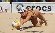 2008 AVP Hermosa Beach Volleyball Open, Hermosa Beach, CA, USA<br /> August 8th, 2009<br /> Copyright Don Liebig