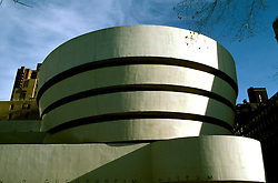 New York: Manhattan, Guggenheim Museum, modern architecture,  Photo: nymanh102.Photo copyright Lee Foster, www.fostertravel.com, 510/549-2202, lee@fostertravel.com