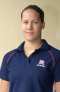 2005 FISA World Cup, Rotsee, Lucerne, SWITZERLAND, 06.07.2005 Team photo's  Hotel Grand Europe Jessica Eddie.  © Peter Spurrier. .email images@intersport-images..[Mandatory Credit Peter Spurrier/ Intersport Images]