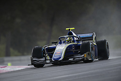 March 6, 2018 - Le Castellet, France - LANDO NORRIS of Great Britain and Carlin drives during the 2018 Formula 2 pre season testing at Circuit Paul Ricard in Le Castellet, France. (Credit Image: © James Gasperotti via ZUMA Wire)