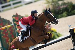 Davis Lucy, USA, Barron<br /> Olympic Games Rio 2016<br /> © Hippo Foto - Dirk Caremans<br /> 19/08/16