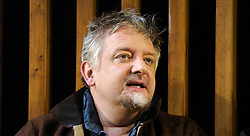 Much Ado About Nothing<br /> by William Shakespeare<br /> at the Olivier Theatre, London, Great Britain<br /> press photocall<br /> 17th December 2007<br /> <br /> <br /> Simon Russell Beale (as Benedict).<br /> <br /> Photograph by Elliott Franks
