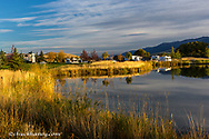 Indian springs property shoot in Eureka, Montana, USA