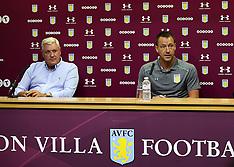 John Terry: Aston Villa sign ex England Captain - 3 July 2017