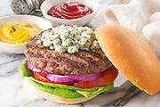 food photography,photos,miami,south florida,<br /> Blue cheese burger