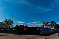 Coventry during lock down 23rd april 2020 photo by Mark Anton Smith