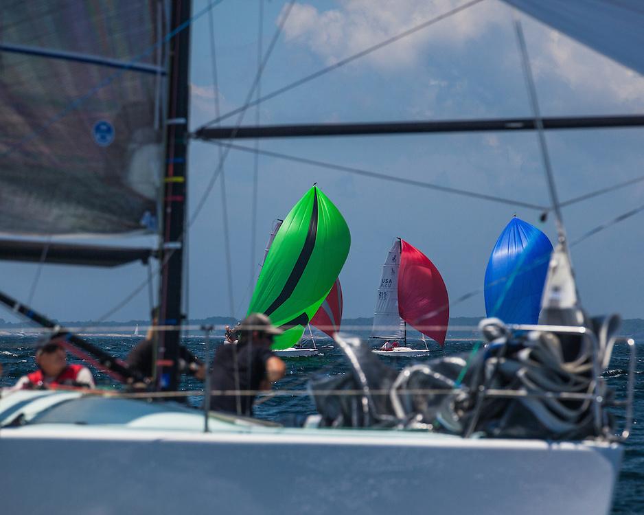 Sail Newport Bacardi Race Week