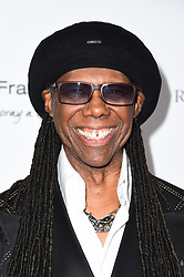Nile Rodgers attending the 9th Annual Global Gift Gala held at the Rosewood Hotel, London. Picture date: Friday November 2nd 2018. Photo credit should read: Matt Crossick/ EMPICS Entertainment.