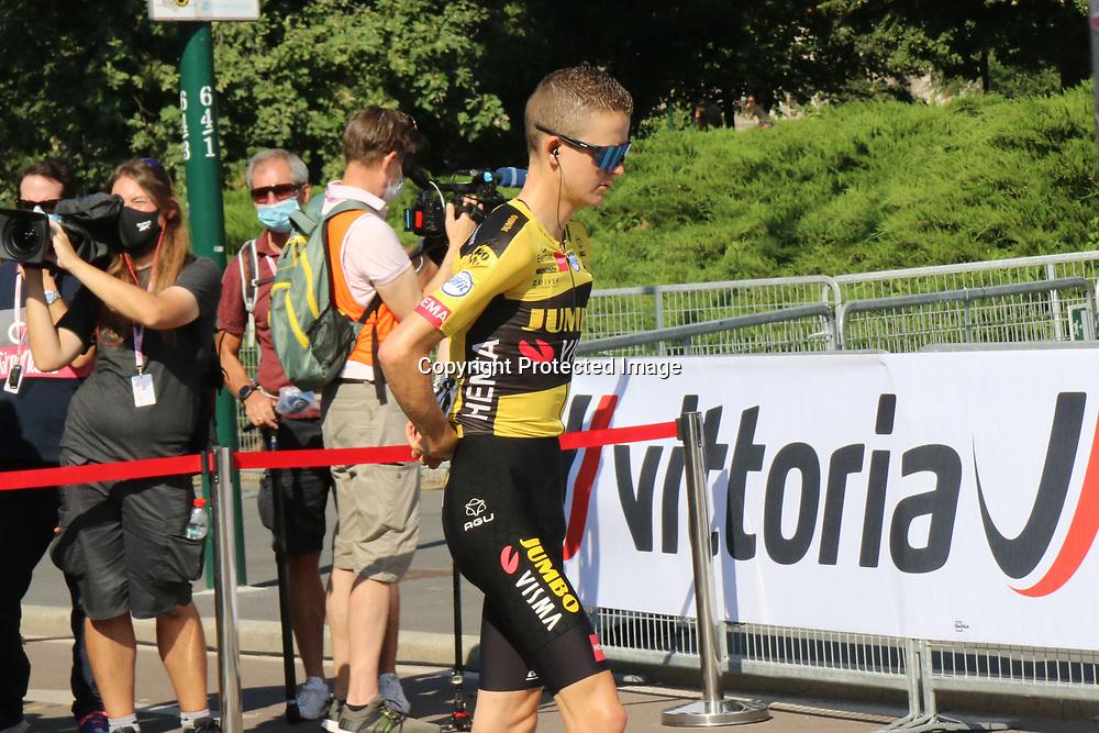 08-08-2020: Wielrennen: Milaan-San Remo: San Remo<br />  <br />Antwan Tolhoek