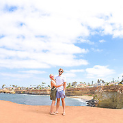 Troy and Amy Finnigan Engagement San Diego 2016