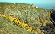 German coastal gun batteries, Torteval Guernsey, Channel Islands